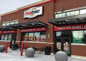 The newest Fastrac Cafe gas station and convenience store located at 110-112 W. Main St. in Elbridge officially opened to the public Dec. 16.